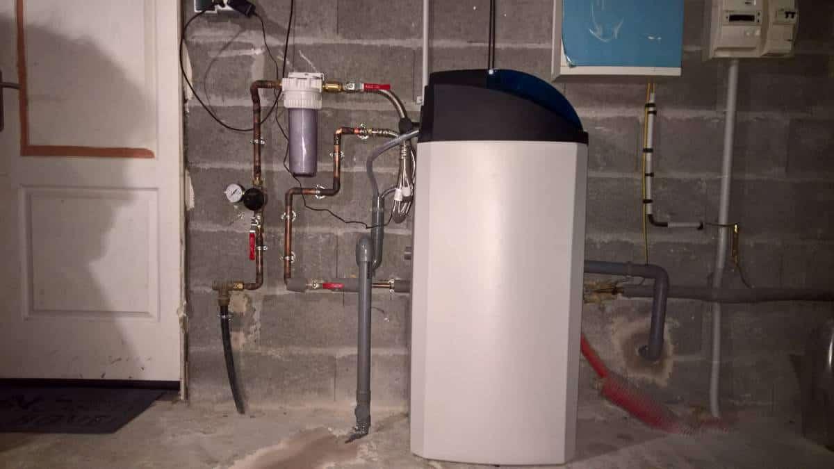 Comment installer un adoucisseur d'eau ?