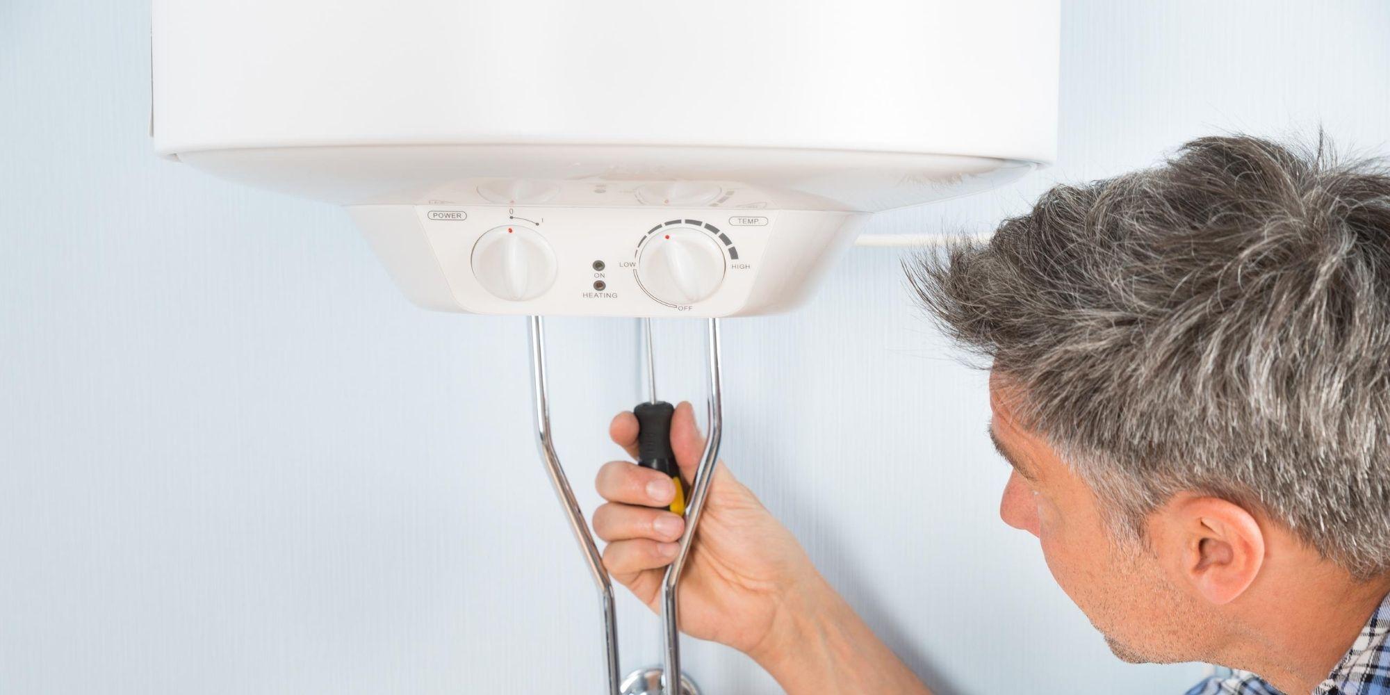 Qui appeler pour réparer un chauffe-eau ?