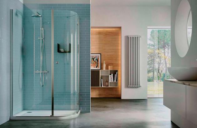 Comment installer une douche dans une salle de bain?